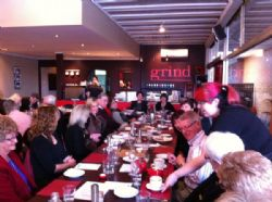 Literary Lunch with Fiona O'Loughlin